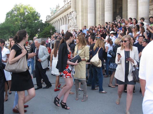 Mimi Berlin Chanel Couture