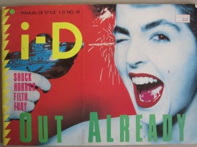 i-D no.10 december 1982.....€19