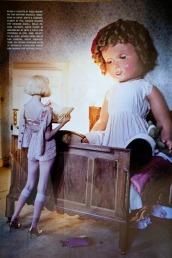 tim walker bed doll