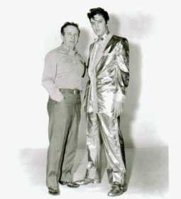 elvis presley and nudie cohn