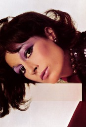 Anjelica Huston - Vogue Italia by Richard Avedon, January 1973