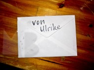 mail from ulrike