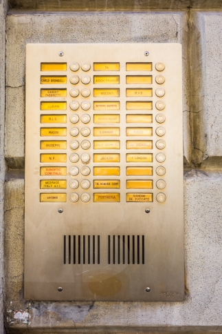 doorbells in Milan
