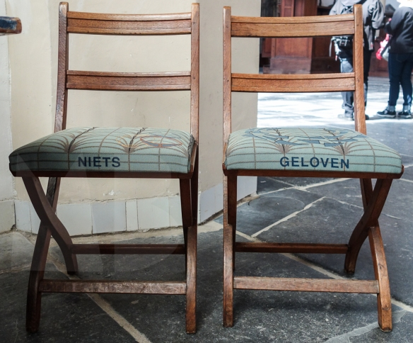 chairs by sara vrugt