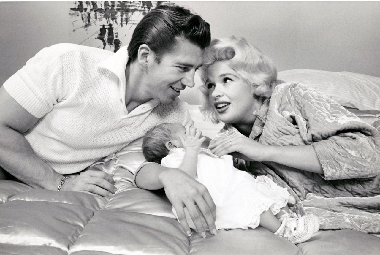 Bedtimes with Jayne Mansfield and Babies | Mimi Berlin