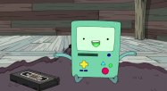 Adventure Time's BMO