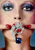 Roland Bianchini for L'Officiel no.596, 1972