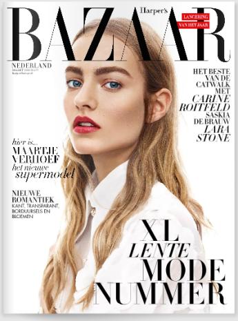 Harper's Bazaar March 2015