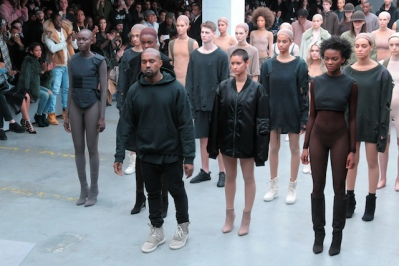 Kanye West x Adidas Originals Photo: Ivan Nikolov/WENN