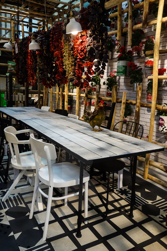 fuorisalone 2015 kitchens designed by paola navone mimi berlin. Black Bedroom Furniture Sets. Home Design Ideas