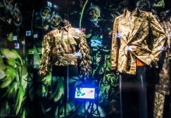 Inspiration Camouflage, Dries van Noten