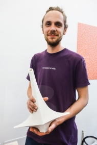 Vase #1 by Gertjan Soepenberg