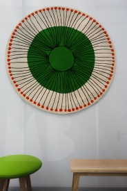 Andrew Ludick - collaborating with Ceadogán Rugs