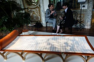 Collection Objets Nomades, Louis Vuitton. Gwenael Nicolas, Ernest Bed