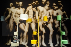 The Statistocrat lamps' By Atelier Van Lieshout for Moooi