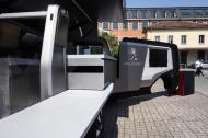 Mobile kitchen by Peugeot Design Lab