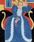 Henri Matisse Woman-in-Blue-low