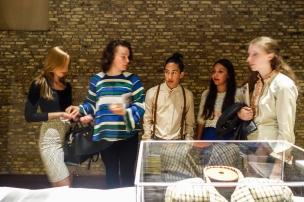 Students from ArtEZ Institute of Fine Arts, Arnhem