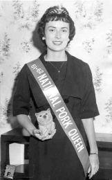 Natural Pork Queen, 1961/62