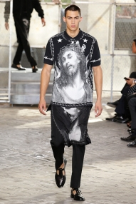Icons: Jesus at Givenchy
