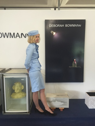 Victor Delestre: Deborah Bouwman, a Make believe gallery