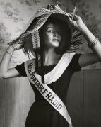 Tedi Thurman, Miss Portable Radio 1950s
