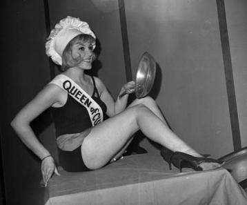 Queen of Cuisine, 1964