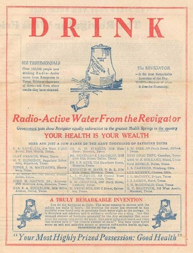 radioactivewater