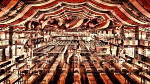 Oktoberfest Cathedrals by Michael von Hassel