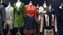 Up for auction a part of; Danielle Luquet de Saint Germain's couture collection