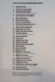 EH&I top 10 Dutch Designers by Concept by Studio Piet Paris;