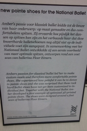 "Amber Ambrose Aurele 3-d printed ""shoes"" (SLEM Waalwijk)"