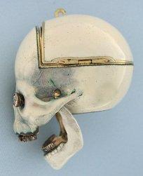 Memento Mori Antique with Pocket Watches
