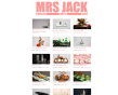 Brand Design by Appdikted @Mimi Berlin for Mrs Jack
