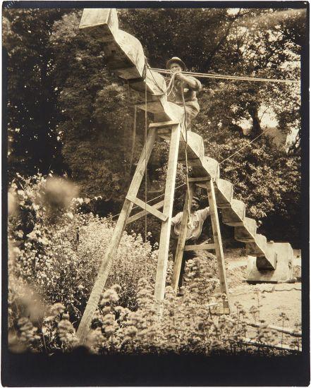 Edward Steichen S Garden Mimi Berlin