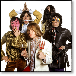 The Rolling Stones Photographed by David Bailey