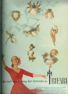 Trifari< fantasia 1957
