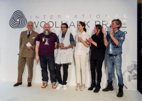 Fabrizio Servente, Walter van Beirendonck, the Winners and A.F. Vandervorst