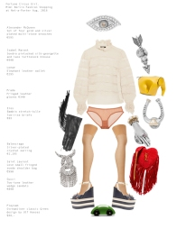 Fashion Shopping in August 2016