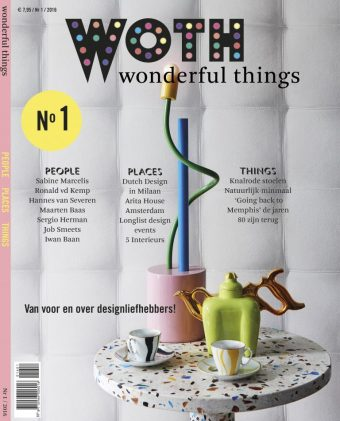 Woth Magazine issue 1