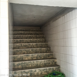 Stairs to a Non-Existent Fourth Floor