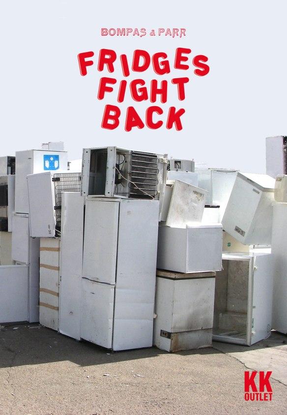 Fridges fight Back by Bompas and Parr at KK Outlet