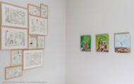 Work by Sybila Bauman and Rutger van der Tas