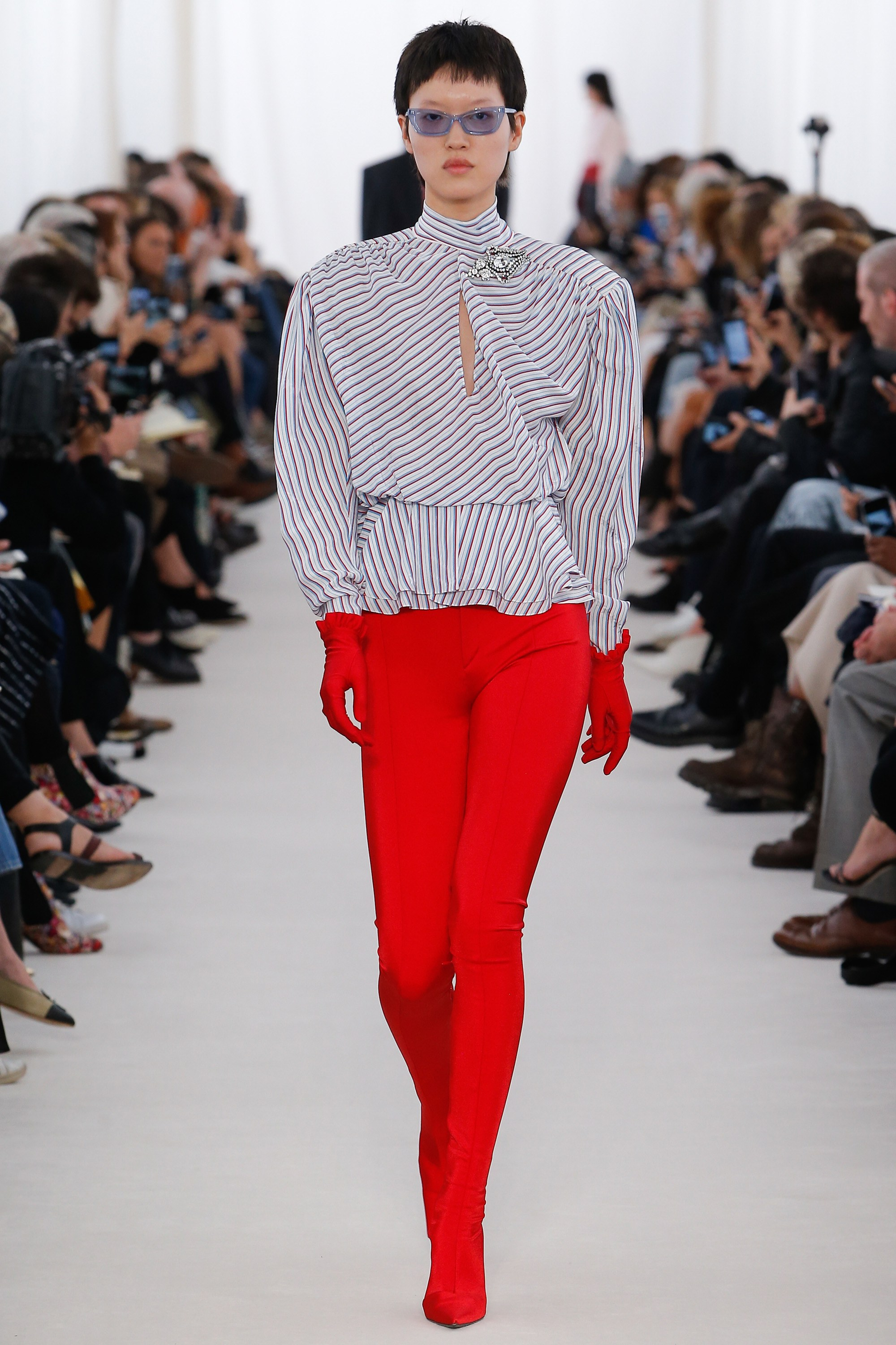 To acquire Spring balenciaga runway pictures trends