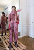 ArtEZ Fashion Masters 2017 at the Atelier Neérlandais in Paris
