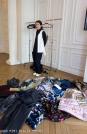 Klaudia Stavreva's sister. Fashion design master of ArtEZ University of the Arts Arnhem