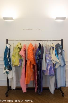 Lotte van Dijk. Fashion design master of ArtEZ University of the Arts Arnhem