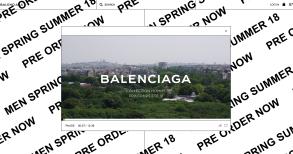 A Walk in The Park with Balenciaga
