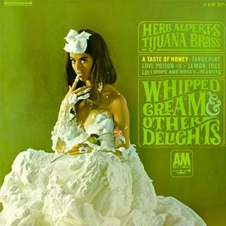 Mimi Berlin's Vinyl Library: Whipped Cream and Other Delights