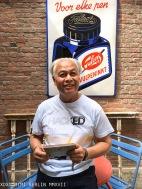 owner Horas Simanullang